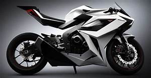 Lamborghini Motorcycle Concept Design - The Molot!