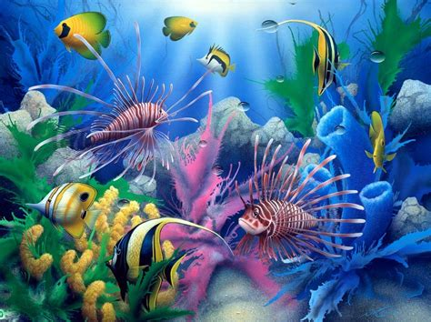 3d Animated Nature Wallpaper - cool hd nature desktop wallpapers 3d nature wallpapers