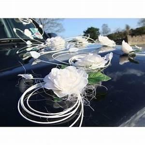 Deco Voiture Mariage Pas Cher : bouquet decoration voiture mariage u car 33 ~ Medecine-chirurgie-esthetiques.com Avis de Voitures