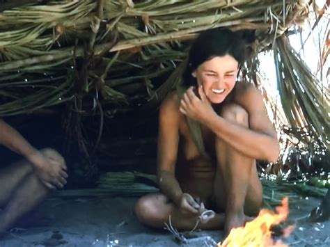 Naked And Afraid Got A Little Too Uncensored Tonight Imgur