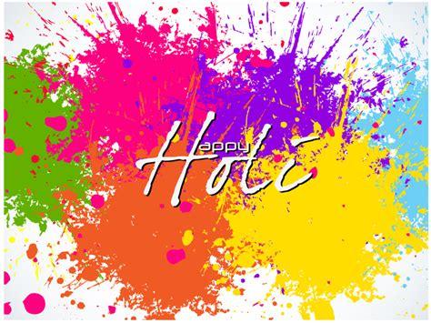 holi celebrated