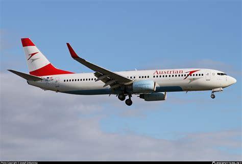 OE-LNR Austrian Airlines Boeing 737-8Z9(WL) - Planespotters.net Just Aviation