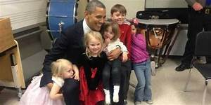 PHOTOS: Obama Meets With Families Of Sandy Hook Victims ...