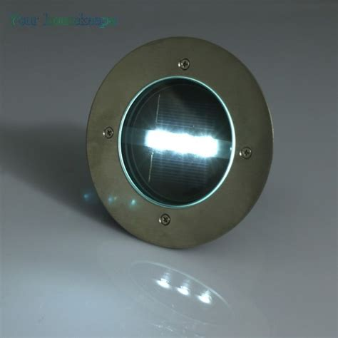 new solar powered 3 led white yellow light outdoor road
