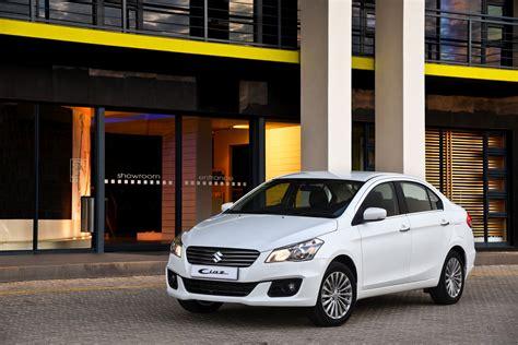Suzuki South Africa by New Suzuki Ciaz In South Africa