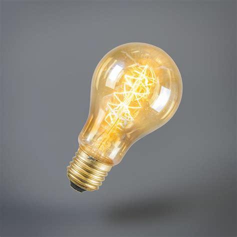Leuchtet Eine Glühbirne by Gl 252 Hle Goldline A60 240v 40w E27 Gl 252 Hbirne Len