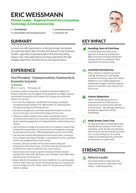 Free Build Your Own Resume by Marketing Resume Exle And Guide For 2019