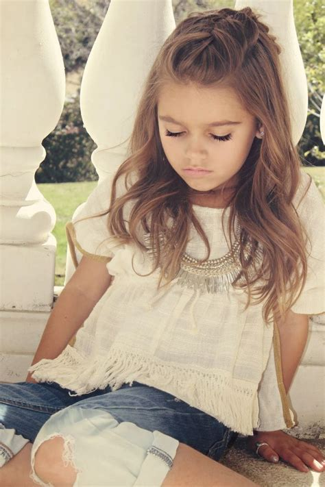 Best 25  Lil girl hairstyles ideas on Pinterest   Kids