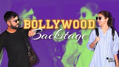 Bollywood Backstage Culture Paparazzi Glimpse Magician Films