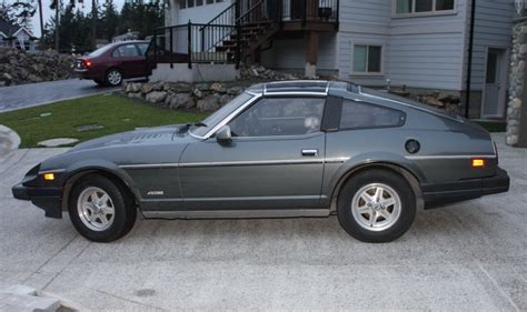 Datsun 280zx 1983 by Fricfrac 1983 Datsun 280zx Specs Photos Modification