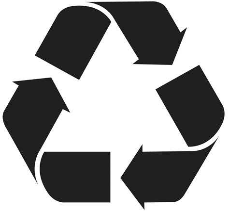 vector recycle symbol clipart best