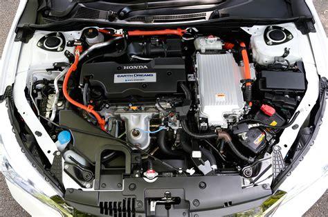 Honda Accord Engine 2017