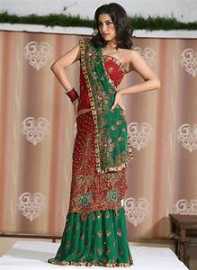 traditional and modern wedding saree from indian wedding With ethnic dresses for wedding