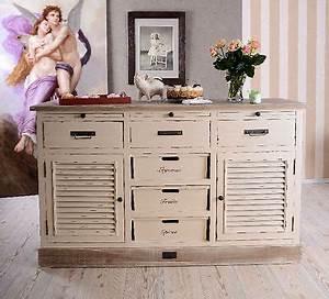 Vintage Kommode Landhausstil : anrichten buffets stilm bel nach 1945 schr nke mobiliar interieur antiquit ten kunst ~ Indierocktalk.com Haus und Dekorationen