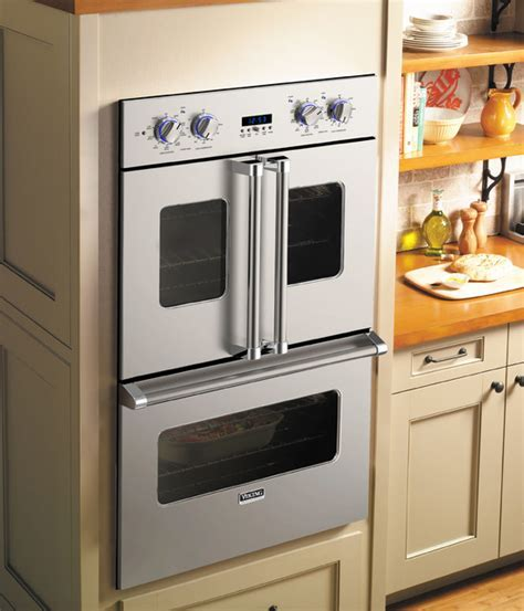 """Viking 30"""" Electric Double French Door Oven   VDOF730"""