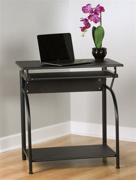 computer desk pull out keyboard shelf computer desk study table w keyboard tray bottom shelf