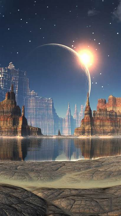 Wallpapers Iphone Space Pixelstalk Fondos Desktop Planets