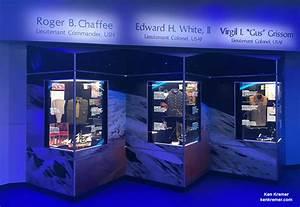 NASA Tribute Exhibit Honors Fallen Apollo 1 Crew 50 Years ...