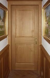 blocs portes menuiserie rue geveze la meziere rennes With porte de garage enroulable et porte interieur chene massif
