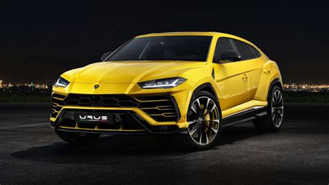 Lamborghini Urus Is The World's Fastest SUV, Nurburgring ...
