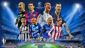 Liga dos Campeões - Oitavas de Final UEFA - Futebol Euro