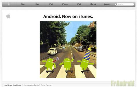 itunes on android android now on itunes frandroid