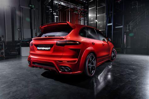 Techart Brengt Nieuwe Magnum Op Basis Huidige Porsche