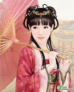 58 best images about Traditional Chinese Hairstyles on ...