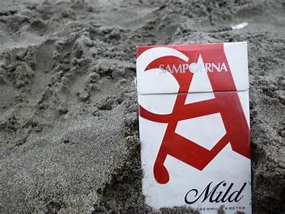 Sampoerna Mild Rokok Desktop Cigarettes Wallpapers Sand
