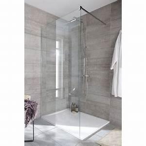 Baignoire A Porte Lapeyre : paroi de douche grand espace line prestige salle de bains ~ Premium-room.com Idées de Décoration