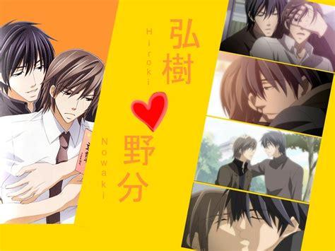 junjou romantica junjou romantica wallpaper