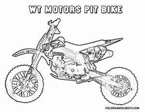 hard rider dirtbike print outs pocket bikes free With honda 50cc pit bike