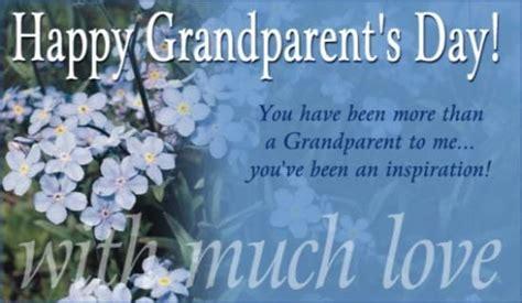 Happy Grandparent's Day Ecard