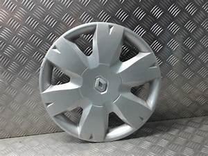 Enjoliveur Renault Clio 4 : enjoliveur renault clio iv diesel ~ Melissatoandfro.com Idées de Décoration