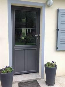 porte fermiere bois porte bois menuiserie combes porte With porte de garage enroulable avec porte fermière pvc