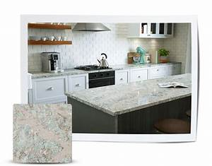 100 cambria praa sands white cabinets white glass for Kitchen colors with white cabinets with papier photo polaroid