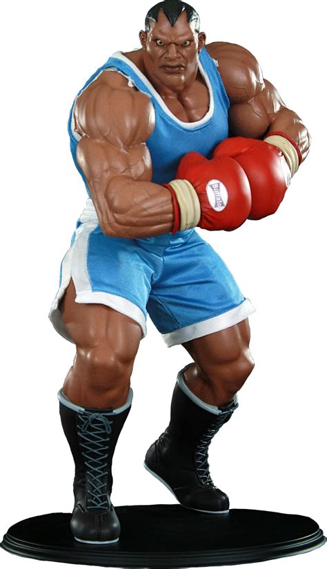 Street Fighter Balrog 14 Scale Mixed Media Statue