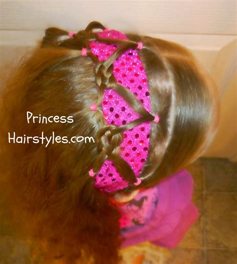 pretzel knot headband hairstyle hairstyles  girls