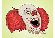 Pennywise Clown - Download Free Vector Art, Stock Graphics ...