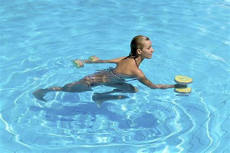 Best Pool Exercises  Hth Blog