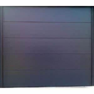 Porte De Garage Gris Anthracite : autan porte de garage sectionnelle portes de garage sur mesure aamis ~ Melissatoandfro.com Idées de Décoration