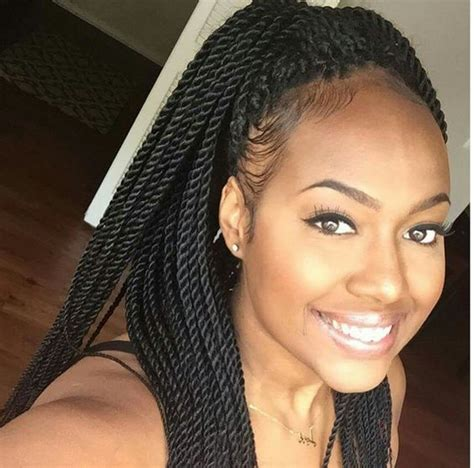 Rope Twist Hairstyles by Rope Twist Tutorial How To Rope Twist Braids And Styles