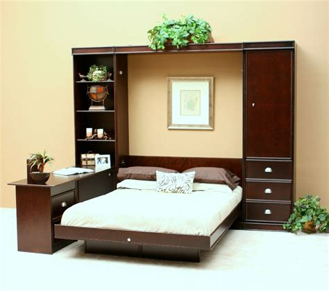 wall bed with desk vancounver home office storage furniture lift stor beds