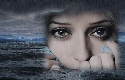 Eyes Rain Cry Crying Lonely Cantinho Pixels