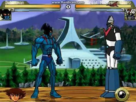 wn mazinger   nagai dynamic super battle robots ep