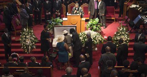 funeral  ethel lance charleston shooting victim draws