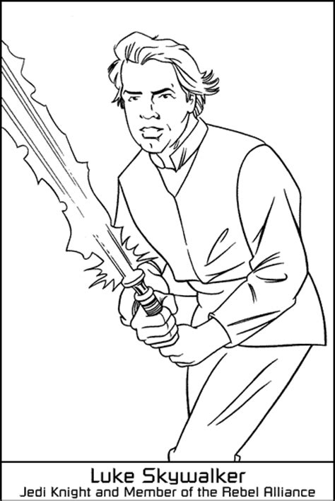 coloriages de star wars
