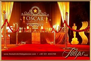 Academy Awards Party - Tulips Event Management