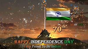 Happy Independence Day 1947- 2017. 70 years completed ...