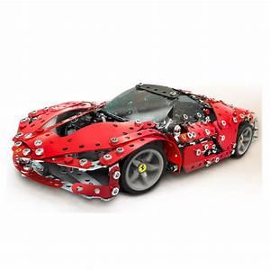 Jeu De Ferrari : la ferrari de meccano meccano king jouet meccano engrenages meccano jeux de construction ~ Maxctalentgroup.com Avis de Voitures